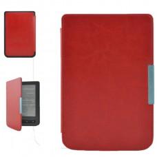 Чехол-обложка  для PocketBook 626/625/615/614 красная