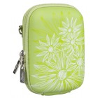 Чехол RIVA case 7023 (PU) green (flowers)