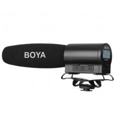 Микрофон Boya BY-DMR7 со встроенным диктофоном
