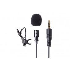 Микрофон петличный для телефона Boya BY-LM10