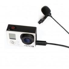 Микрофон всенаправленный  для GoPro BOYA BY-LM20