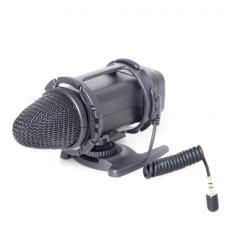 Микрофон стерео профессиональный Fujimi BY-V02