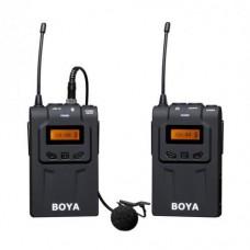 Микрофон беспроводной  петличка Boya BY-WM6