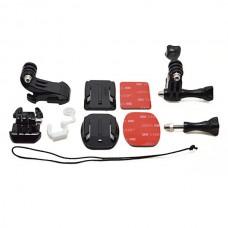 Комплект креплений для экшн камер