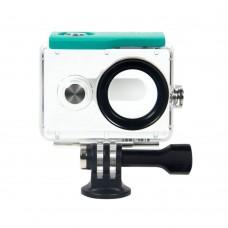 Подводный бокс Xiaomi Yi Waterproof Case Original зеленый
