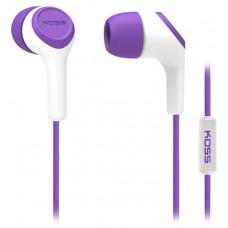 Koss KEB15i фиолетовый