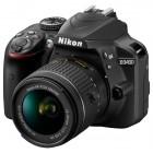 Nikon D3400 Kit 18-55 VR AF-P Black