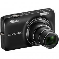 Nikon Coolpix S6300 Black