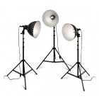 Rekam Q-26K3/220 Light Kit Комплект галогенных осветителей